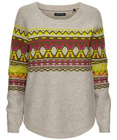 Sweater von Marc O'Polo #ikat #boho #summer #fashion http://www.engelhorn.de/fashion