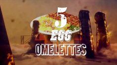 Corky's 5 Egg Omelettes