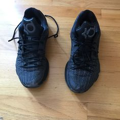 sale retailer 5c521 719a9 Nike Shoes   Kevin Durant Basketball Sneakers   Color  Black   Size  10