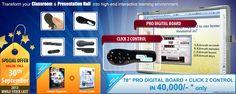 Special Offer- Pro Digital + Clock 2 Control