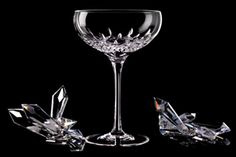 Waterford Champagne Saucers