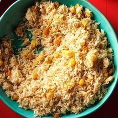 Rice Pilaf with Apples & Raisins Recipe -I love making bulgar pilaf ...