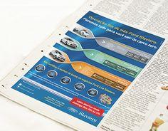 Anúncio Jornal - Ford Slaviero
