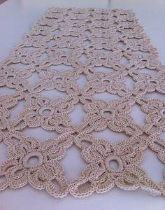 Ravelry: KawaiiEm's Crochet Table Runner