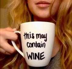11 Coffee mugs for real wine lovers