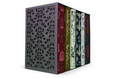 S/6 Charles Dickens Penguin Classics | hardcovers in slipcase | This box set published by Penguin contains six books by the 19th century master including Great Expectations, Hard Times, Oliver Twist, A Christmas Carol, Bleak House and A Tale of Two Cities | 130.00 retail