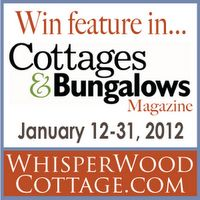 Have you linked up to the 1st Project of the Year Party at WhisperWood Cottage? Win a magazine feature and/or prizes! #1stprojectparty2012