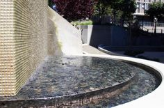 Rehabilitation Garden Health Care Project Modern Landscape Architecture Design San Francisco