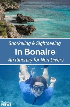 These top things to do in Bonaire are perfect for non-divers. Go sightseeing and snorkeling in the Caribbean island of Bonaire with this alternative itinerary.