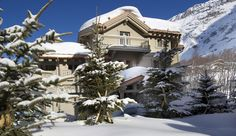 Luxury Chalet White Pearl, Val d'Isere, France, Luxury Ski Chalets, Ultimate…