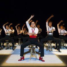 Ballet Flamenco de Andalucia Photo: Luis Castilla