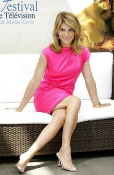 Picture lori loughlin hot stockings