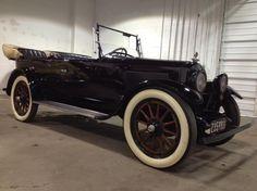 1919 Auburn 6-39R Beauty Six Touring Car