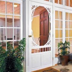 vintage screen doors | Door Designs Plans