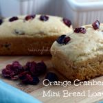 *Get more RECIPES from Raining Hot Coupons here* *Pin it* by clicking the PIN button on the image above! REPIN it here! One thing I love all Winter long is some delicious warm bread with a little butter! I love all kinds including chocolate chip, banana bread, pumpkin, etc…but thisOrange Cranberry Mini Bread recipe is […]