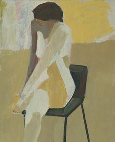 Seated Figure - Jamie Chase