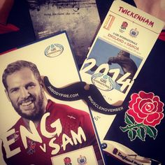 It's been an eventful weekend @englandrugby Thank you and Goodnight #BMWLounge #MuscleMovember #HaskIsBack #EngvSam