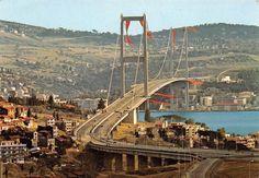 Boğaziçi Köprüsü (1973)(1) Twitter