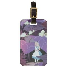 Alice in Wonderland Film Still 2. Regalos, Gifts. #Bag #Tags