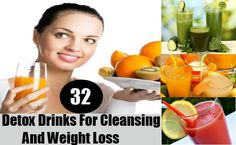 Vegetables and fruits are excellent detoxifying foods that can be quite beneficial for your health. You can blend them into appetizing and refreshing drinks that…