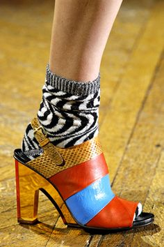 These Dries van Noten are pretty much perfect.