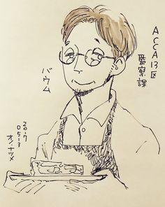 TVアニメ『ACCA13区監察課』公式(@ACCA_anime)さん | Twitter