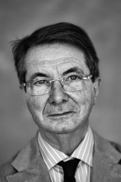 Gerard Mortier (1943-2014) - Belgian international opera director and administrator of Flemish origin