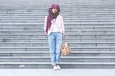 نتيجة بحث الصور عن hijab fashion inspiration tumblr