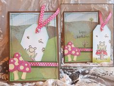 SC400 Hoppy Birthday by Cook22 - Cards and Paper Crafts at Splitcoaststampers