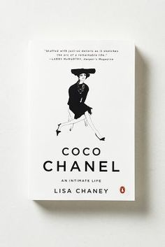 Anthropologie Coco Chanel: An Intimate Life #anthrofave #anthropologie