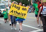 Hug an atheist today! :-)