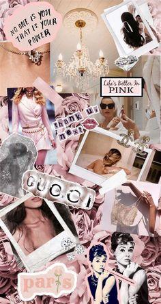 Iphone X Wallpaper Made By Sleepingbeautxo | Girly Glam