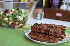 Köfte, a török fasirt - Városi konyha Oreo, Meat, Food, Essen, Meals, Yemek, Eten