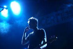 Laurent dit Lo Bassiste du groupe  Olympia - 19/06/2008