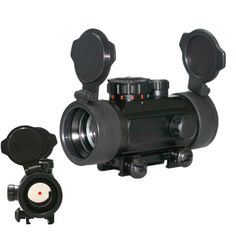 Holographic Reflex Laser Green Red Dot Sight Scope 30mm for Rifle Picatinny Rail
