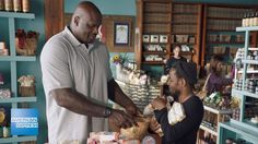 The Lamar Bar: Shaq and Kendrick Lamar Shop Small at Soaptopia | Shop Sm...