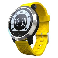 78.11$  Watch now - http://aliljp.worldwells.pw/go.php?t=32637892907 - 2016 Newest F69 Waterproof Smart Watch Professional IP68 Swimming Mode Fitness Tracker Heart Rate Bracelet for IOS Android Phone 78.11$