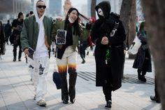 Seoul Fashion Week FW17: The Best Street Style Outfits