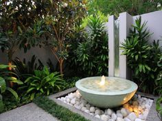 Small courtyards designs