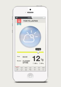 weather app cream