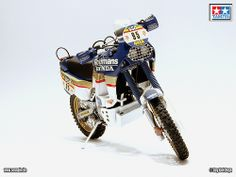 Honda NXR 750 - Tamiya 1:12