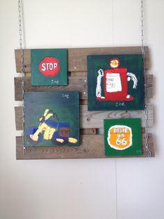 """""""Route 66"""" door Zoe"""
