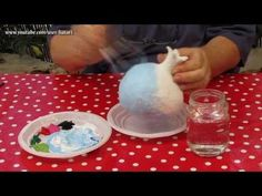 How to Make a Paper Mache Pomegranate [ENGLISH SUBTITLES]