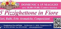 Pizzighettone in Fiore CR http://www.panesalamina.com/2016/47497-pizzighettone-in-fiore-cr.html