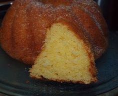 Finnish Recipes, Food N, Cornbread, Cake Recipes, Sweets, Baking, Healthy, Ethnic Recipes, Pound Cakes