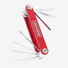 Craftsman 7 PC RED Hex Key Set  $3.99 Back in Shop Your Way Points $3.99 at  sears.com #LavaHot http://www.lavahotdeals.com/us/cheap/craftsman-7-pc-red-hex-key-set-3/123986