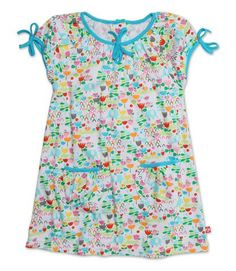 Elephantasia Toddler Picnic Dress #Zutano