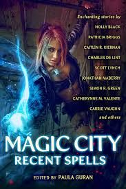 Magic City : Recent Spells by Holly Black, Patricia Briggs, Jim Butcher and Simon R. Green Paperback) for sale online Magic Spells, Love Spells, Patricia Briggs, Learn Hebrew, Holly Black, Supernatural Beings, Magic City, Fantasy Fiction