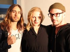 Interview with Jared and Shannon Leto of 30 Seconds To Mars.