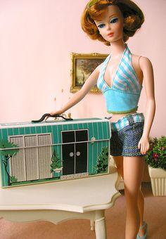Barbie Mini dreamhouse box | Barbie's Dream House | Flickr - Photo Sharing!